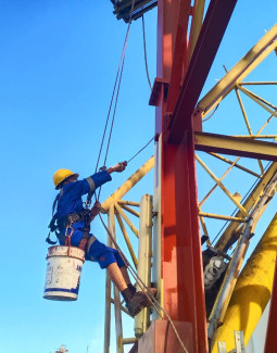 Protective Coating - Steel Structure 5
