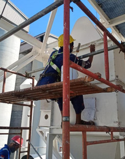 Protective Coating - Steel Structure 8
